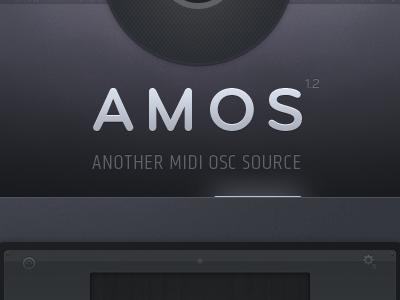 Amos 1.2 ipad midi app