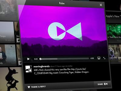 Showyou Launch showyou ipad app video sharing