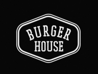"""logo for fast food """"Burger House"""""""