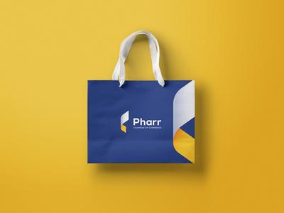 logo PHARR identity