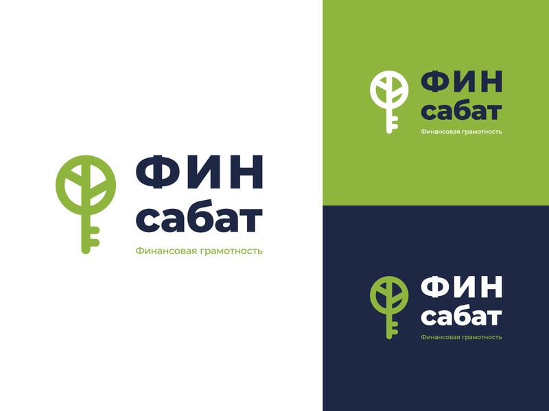 logo finsabat money finance logotyp graphic print logo a day logotype logo logodesign identity design branding
