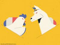 World Cup 2018: France vs Peru