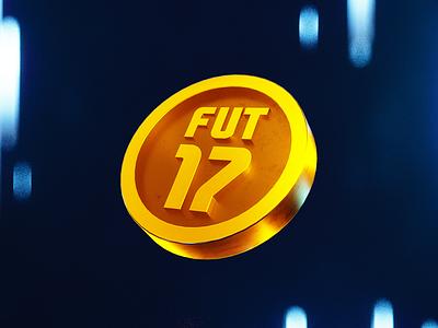 Fifa Coin loop video intro opener fifa animation 3d octane lighting cinema4d motion