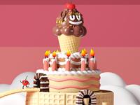 Humble Ice Cream Castle