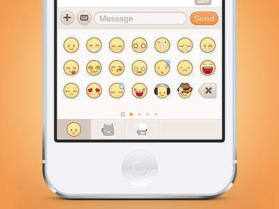 Minus App - Emoji update emoji emoticon minus cute cartoon faces