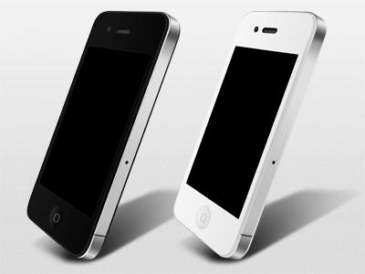 iPhone + PSD apple iphone free freebie goodies psd download