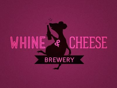 WCB logo mice rate beer brewery label