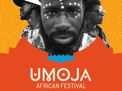 Umoja festival flyer