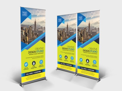 ROLL UP BANNER signboard business illustration banner ads banner design stand banner rollup roll up banner design graphic design graphic designer banner pull up banner roll up banner