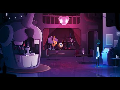 The robotic bar