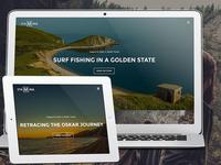 Stamina - Blog Template for Traveler & Storyteller