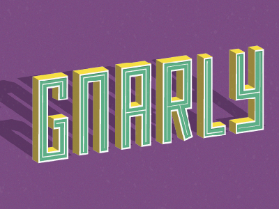 Experimenting with type styles...