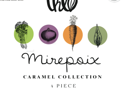 Savory Caramel Collection Sleeve