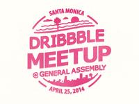 LA Dribbble Meetup
