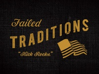 Failed Traditions