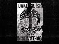 Oaklandish wheatpaste