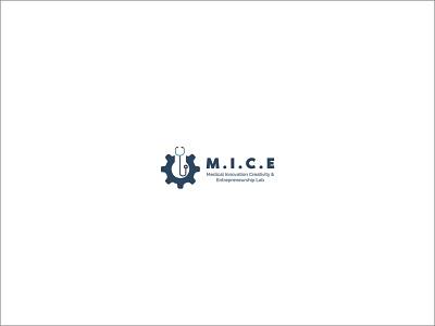M.I.C.E Lab innovation logo healthcare logo
