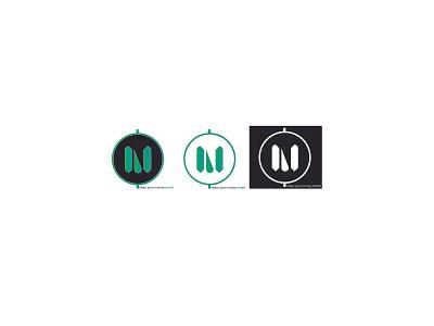 Logo design - Fin tech startup design logo finance logo fintech logo