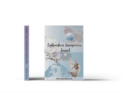 Book cover design dreamy creative journal book cover book cover design