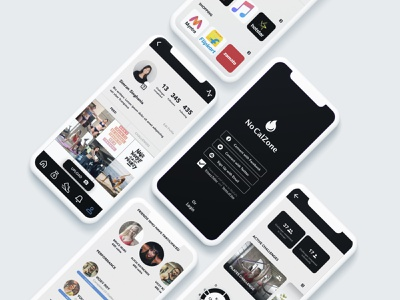 Fitness app design fitness app design fitness app