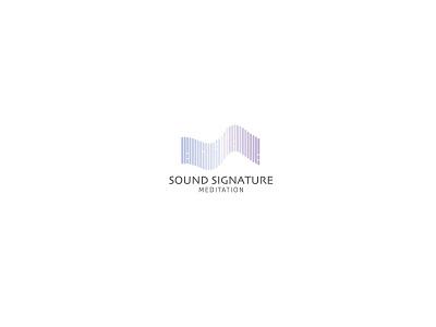 Meditation logo - sound health fitness logo design logo meditation logo