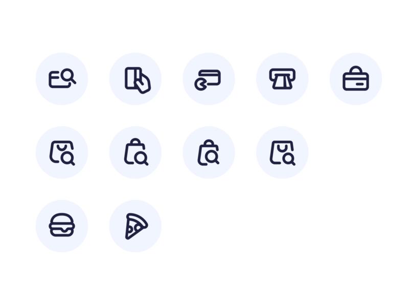 Having fun with icon design