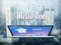 Météo live project