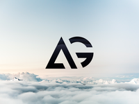 AG - The finished logo