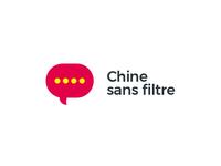 Chine sans filtre -- Logo Concept