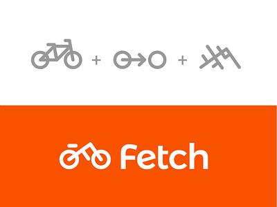 Fetch — Logo Redesign Concept concept redesign branding brand logo fetch