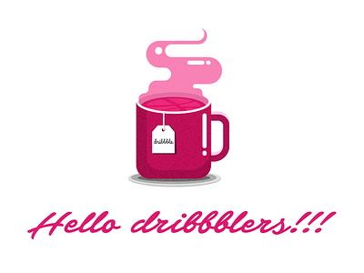 Hello Dribbble