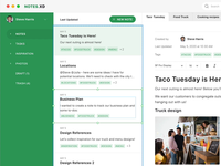 Stacks are Here! tacos photo gallery adobe xd note modules rearrange note taking notes dashboard