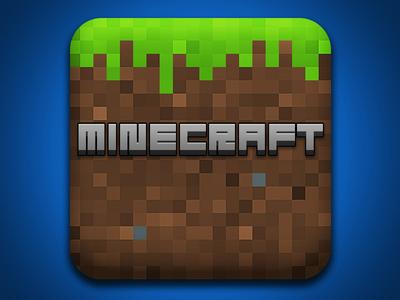Minecraft iOS Icon