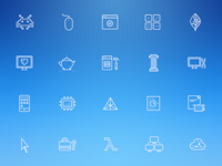 Icons for Computer Science Modules