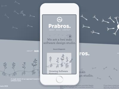 Prabros Website 2016 website prabros