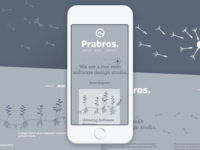 Prabros Website 2016