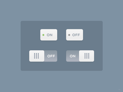 Toggles toggle choose variant ui