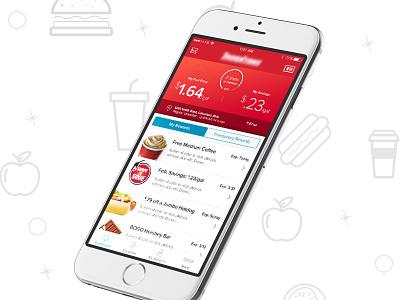 Dashboard savings gas prices gas fuel rewards program ios mobile rewards dashboard