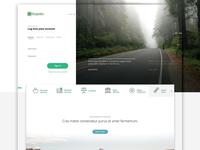 Bank Homepage