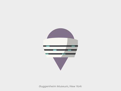 Pin Series: New York