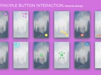 6 button interaction material design principle 2