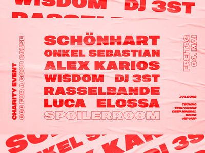 Spoilerroom #1