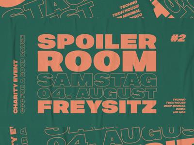Spoilerroom #2