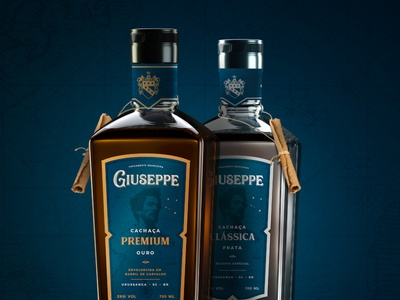 Giuseppe   Premium and Classic Labels