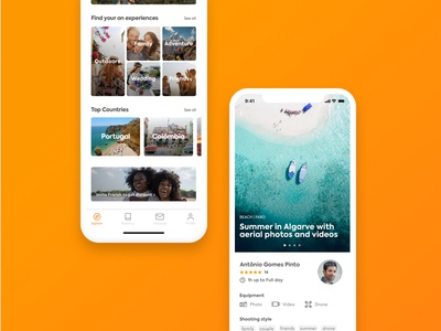 Memoto   UI App