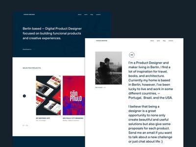 Personal Branding | Website