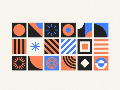 Pattern icon design branding illustration illustrator pattern design elements title background pattern