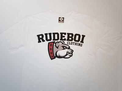 Rudeboi Clothing Bulldog rudeboi clothing bulldog british steetwear