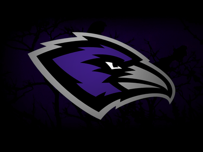 Ravens ravens football fantasy sports logo concept