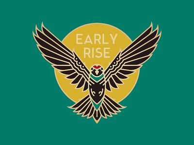 Early Rise sun bird rise early